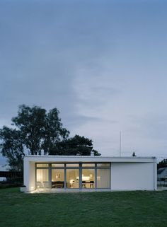 Private House, Gotland, Sweden by Claesson Koivisto Rune. Photo Åke Esson Lindman