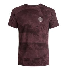 dcshoes, Men's Cloud Kick Tee, SYRAH (rzd0)