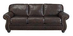 Bristan Leather Sofa