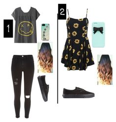 """""""READ DESCRIPTION ✖️"""" by xxmia-hood-xx ❤ liked on Polyvore featuring River Island and Vans"""
