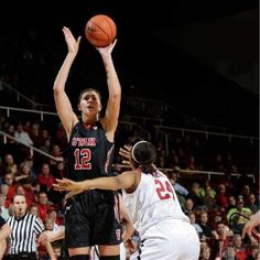 Emily Potter had 17 pts6 rebs2 blks in 28 mins in @utahwbb loss to Oregon St @empotter10 @canballreport