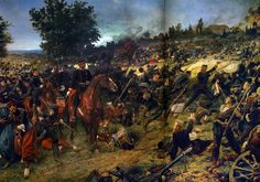 Wurtemberg troops, battle of Woerth 1870
