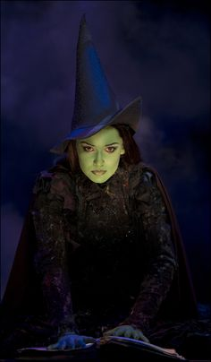 Wicked - a broadway musical that tells the story of the wicked witch in the classic movie The Wizard of Oz - yes. Description from pinterest.com. I searched for this on bing.com/images