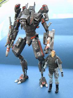 District 9 Mech Toy