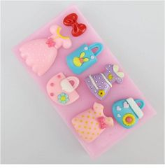 Cute baby skirt bag fondant cake decorating silicone mold chocolate mold mold creative Pez dry dessert cake mold decoration on Aliexpress.com | Alibaba Group