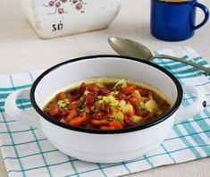 10 nagyon egyszerű étel vacsorára | Mindmegette.hu Chili, Soup, Chile, Soups, Chilis