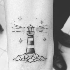 #lighthouse #tattoo #mexican #tattooartist #tatuajes #faro
