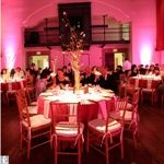Real Weddings - Pink