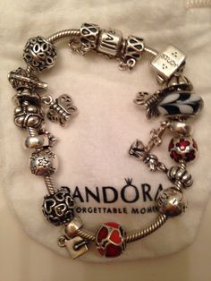My Perfect PANDORA Summer Pandora Bracelet #PANDORAsummercontest