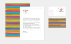 Corporate Identity Cosmopolitan-Club by Khawar Bilal, via Behance