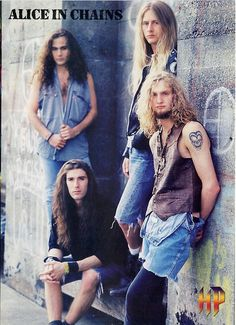 Alice In Chains <3