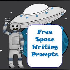 Free Space Theme Creative Writing PromptsThis product has creative writing prompts with a space theme to accompany the book STELLARCADIA, by Julie Anne Grasso.The pages could be used without the book.  It would be nicer to have the book on hand.  This printable includes 4 writing prompts, a cover, and an extra page for students who wish to add more pages to their stories.