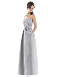 Alfred Sung Style D499 http://www.dessy.com/dresses/bridesmaid/d499/