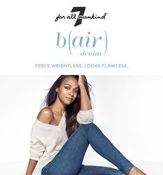 7 For All Mankind In