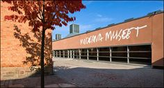 Moderna Museet, Stockholm - stunning temporary exhibitions + good collection. Maybe not the greatest art museum in the world, but a very pleasant environment.