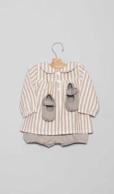 Conjuntos para bebé en la Tienda Online Nícoli Nicoli L1602008-bb Bebe