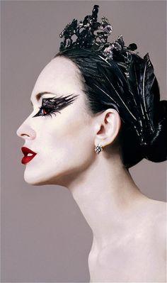 Black Swan 3 by Ksenija-Strange.deviantart.com