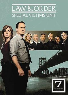 Universal Law & Order: Special Victims Unit Season 7