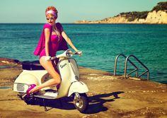 Heide Lindgren - Palmers Lingerie & Swimwear Spring-Summer...