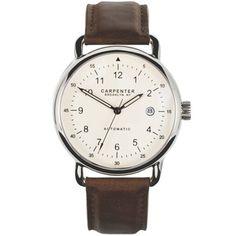Carpenter Watches M1 automatic field watch