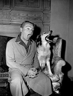 James Cagney and friend duet!