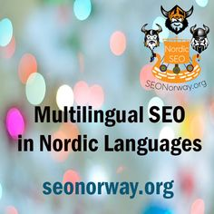 multilingual SEO for ecommerceo