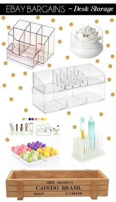Brilliant eBay bargains - makeup organiser / desk organiser