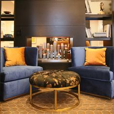 Relax and stay awhile!  #SanFrancisco #SF #ILoveSF #BayArea #InteriorDesign #Furniture #Travel #Vacation #Hotel