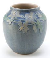 Newcomb pottery vase, circa 1920