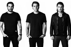 Swedish House Mafia have announced that they'll split up when their forthcoming tour comes to an end.    The dance titans made the announcement today (June 24) via their website, where they thanked fans for their support. The group also revealed that they'll be announcing details of the final leg of their last ever tour in August.
