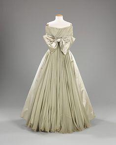 Fabiani 1958 Ball gown