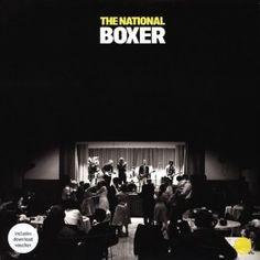 The National Boxer LP 180 Gram Yellow Vinyl + Download Beggars Banquet Records 2011 Reissue EU - Vinyl Gourmet