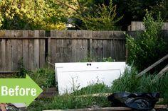 Before & After: A Vibrant Beginning for this Bay Area Backyard Ich bin gerade dabei, ein paar erhöht Garden Makeover, Backyard Makeover, San Francisco Bay, Raised Garden Beds, Garden Planning, Bay Area, Dog Toys, Wonderful Time, Vegetable Garden