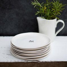 Plates by Emma Alington