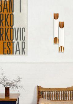 Las mejores lámparas de pared para decorar tu hogar | #ideasparadecorar #interiorismo #iluminación #lámparasdepared | ve más en: http://decorarunacasa.es/iluminacion-para-hogar-las-mejores-lamparas-pared/