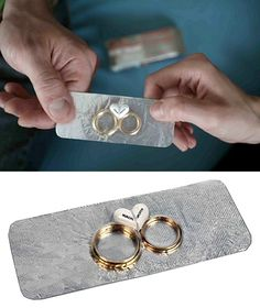 The picture says it all — rings are my drugs. Pill rings by Danish RCA grad Mette Klarskov Larsen