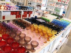 Eye Candy at the Iittala Store