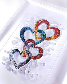 13 Paper Quilling Design Ideas That Will Stun Your Friends – Quilling Techniques Neli Quilling, Paper Quilling Cards, Quilling Work, Paper Quilling Flowers, Paper Quilling Patterns, Origami And Quilling, Quilled Paper Art, Quilling Craft, Paper Crafts Origami