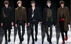 PARIS MENSWEAR AW15/16 http://www.arcstreet.com/article-paris-menswear-collections-fall-winter-2015-2016-125440954.html