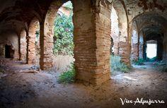 Convento de San Pascual Bailón.  Conoce más sobre esta comarca:  www.facebook.com/Vive.Alpujarra