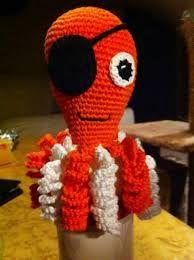 44 Beste Afbeeldingen Van Inktvisjes Crochet Toys Crocheted Toys