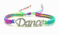 Dance adjustable bracelets