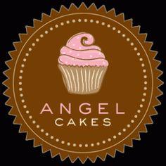 angel logo | Angel Cupcakes Logo Design Pictures