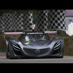 Mazda supercar