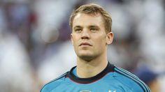 Manuel Neuer (Futbol) Dünya Kupası'nı kazanan Almanya'nın kalecisi