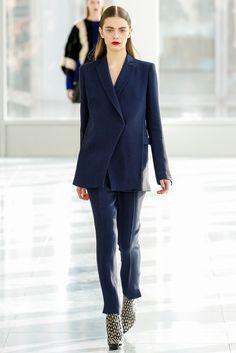 Antonio Berardi Fall 2013 Ready-to-Wear Fashion Show - Anja Cihoric