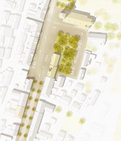 terra.nova (2016): Neugestaltung Stadtmitte Teuschnitz (DE), via competitionline.com