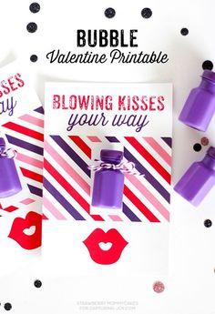 Bubble Valentine Pri