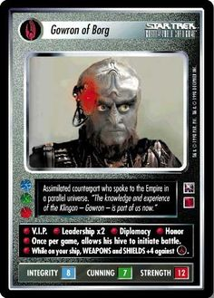 Star Trek Ccg, Star Wars, He Hive, Trading Cards, Science Fiction, Game, Sci Fi, Collector Cards, Gaming