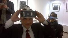 Віртуальна реальність - Chornobyl 360 в культурному центрі America House
